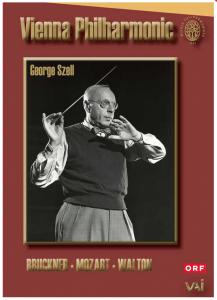 Szell Condustc Vienna Philharmonic DVD